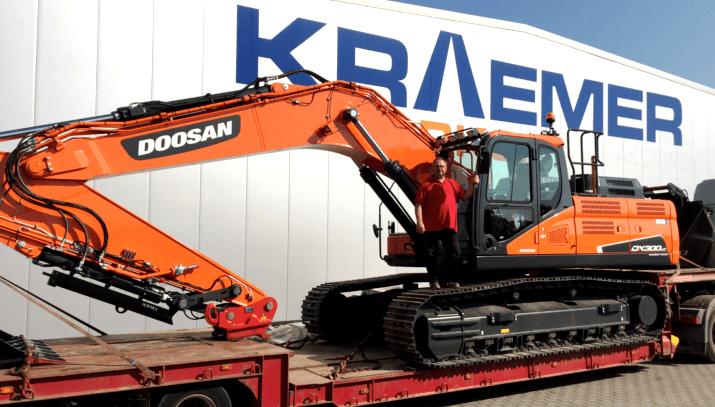 Heitmann GmbH & Co. KG – DOOSAN DX300-5