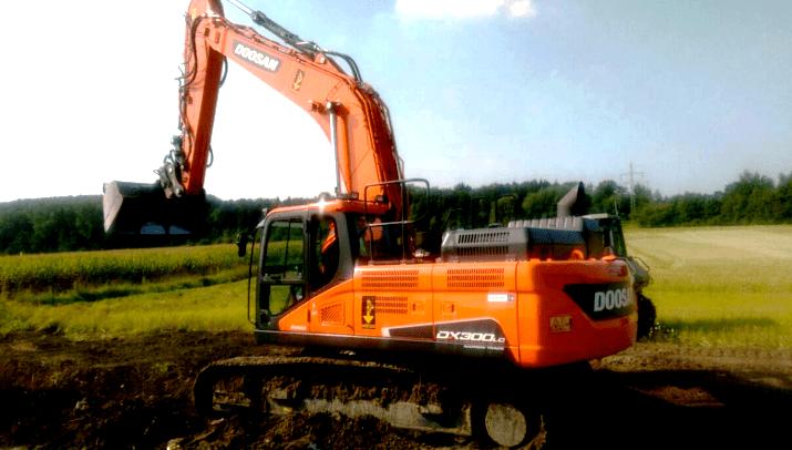Karl Pollmann GmbH & Co. KG – DOOSAN DX300-3