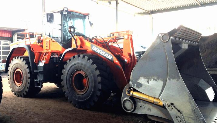 Kleeschulte GmbH & Co. KG – DOOSAN DL420-3