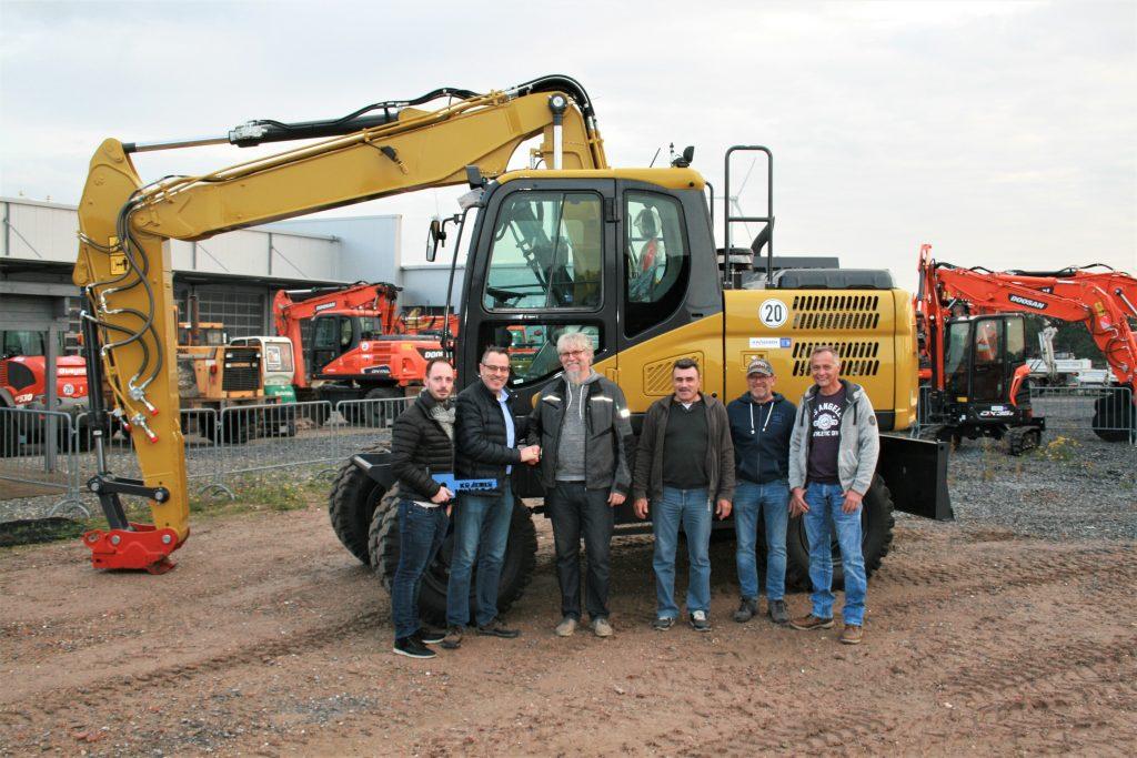 Bauunternehmungen Jakobi GmbH & Co. KG – DOOSAN DX140W